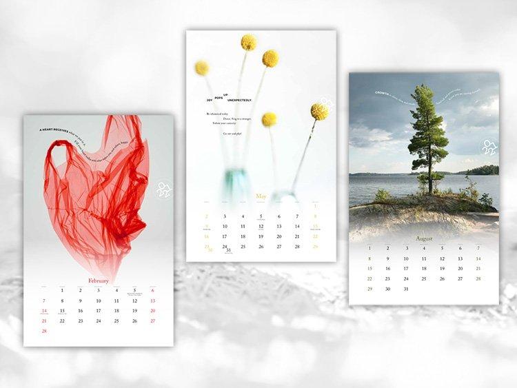 Aetna Calendar